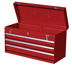 "International Tool Box 21"" 3 Drawer Portable Chest ITBHBP-2103RD"
