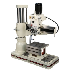 Jet Tools J-1100R 4' Arm Radial Drill Press, 3 HP, 230V JET320034