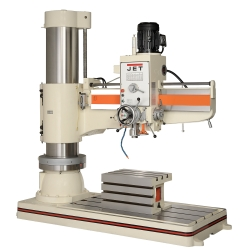 Jet Tools J-1600R Radial Drill Press, 7.5HP, 230/460 JET320038