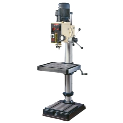 Jet Tools GHD-20 Geared Heavy Duty Drill Press, 2 HP, 3 PH, 12 Speed JET354020
