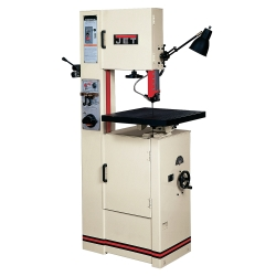 "Jet Tools 14"" Vertical Bandsaw, 1HP, 115/230V, 1Ph JET414483"