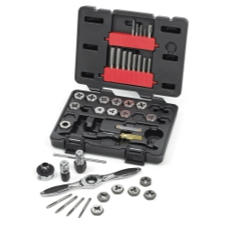KD Tools 40 Piece GearWrench Tap and Die Set SAE KDT3885
