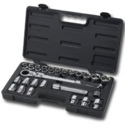 "KD Tools 1/2"" Drive 25 Piece (30mm) GearRatchet Set KDT891226"