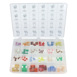 K Tool International 118 Piece Plug-in Fuse Assortment KTI00020