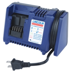 Lincoln 18 Volt Lithium Ion Battery Charger LIN1850