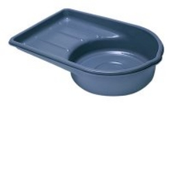 Lisle 30 Quart, Heavy-Duty, All-Purpose Plastic Drain Tub - Model: LIS17922