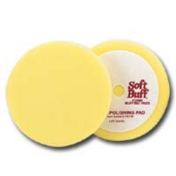Meguiars 8in Soft Buff®Foam Polishing Pads MEGW8000
