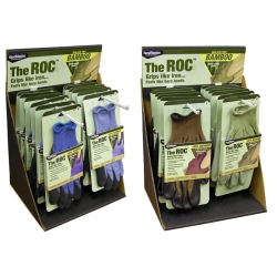 Magid ROC 45/40 Bamboo Glove Counter Display MGLCNTRBAM4