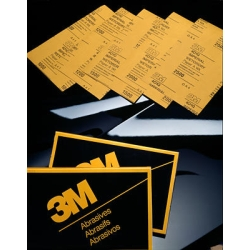 "3M™ 9"" x 11"" 50/Sleeve Imperial™ Wetordry™ Sheet MMM2034"