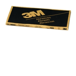 "3M™ 5-1/2"" x 9"" 50 Sheets Imperial™ Wetordry™ Sheet MMM2044"