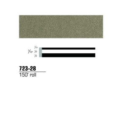 "3M™ Scotchcal™ Striping Tape, Pewter, 5/16"" x 150' MMM723-28"