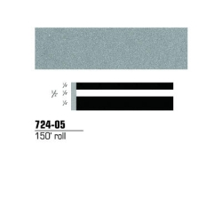 "3M™ Scotchcal™ Striping Tape, Silver Metallic, 1/2"" x 150' MMM724-05"