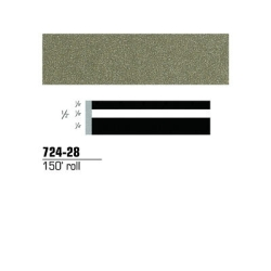 "3M™ Scotchcal™ Striping Tape, Pewter, 1/2"" x 150' MMM724-28"