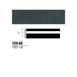 "3M™ Scotchcal™ Striping Tape, Charcoal Metallic, 1/2"" x 150' MMM724-63"