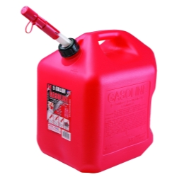 Midwest Can 5 Gallon Auto Shutoff Gasoline Can MWC5600