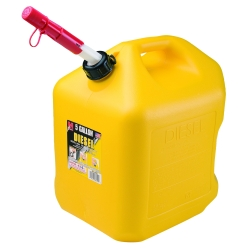 Midwest Can 5 Gallon Auto Shutoff Diesel Can MWC8600