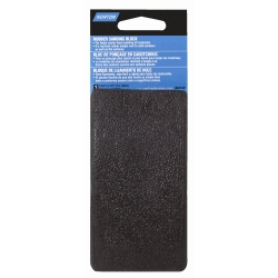 Norton Rubber Hand Sanding Block NOR43140