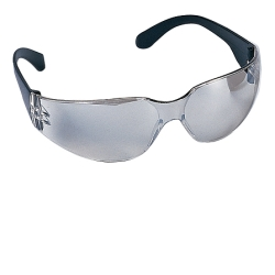 SAS Safety NSX Safety Glasses with Black Temple and Indoor/Outdoor Lens in Clamshell Packaging SAS5345-50