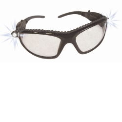 SAS Safety LED Inspectors Safety Glasses SAS5420-50