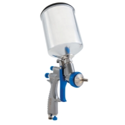 Sharpe Manufacturing Finex™ FX3000 Gravity Feed HVLP Spray Gun with 1.3mm Nozzle SHA288879