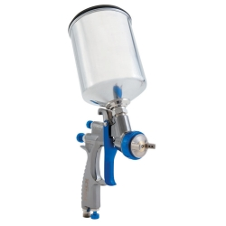Sharpe Manufacturing FInex™ FX3000 Gravity Feed HVLP Spray Gun with 1.8mm Nozzle SHA288882