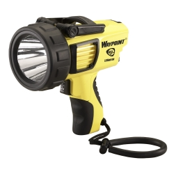 Streamlight Waypoint™ Rechargeable Pistol Grip Spotlight with AC - Yellow - STL44910