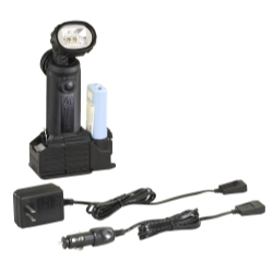 Streamlight Knucklehead® Rechargeable Work Light, with AC/DC PiggyBack Charger, Black - STL90613