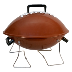 United Marketing Inc Charcoal Football Grill - UMIKEG005C