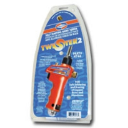 Uniweld Products Twister 2 Self Igniting Hand Torch - UNPHT44