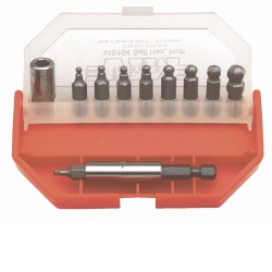 Vim Products 11-Piece Inch Ball Hex Bit Set VIMVIS104