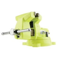 "Wilton 1560 High Visibility Safety Vise, 6"" Jaw Width, 5-3/4"" Jaw Opening - WIL1560"