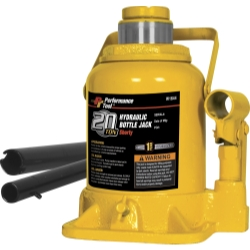 Wilmar 20 Ton Shorty Hydraulic Bottle Jack - WLMW1644