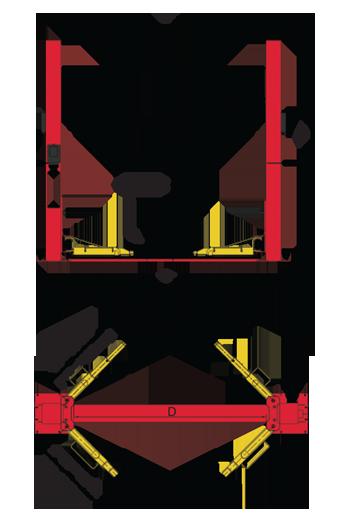 AMGO Hydraulics BP-10 Specs diagram