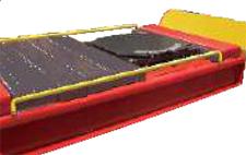 AMGO DX-12A Adjustable Turnplate Blocks