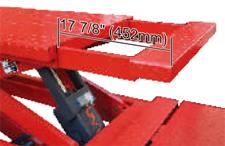 AMGO DX-12A Extendable Platform