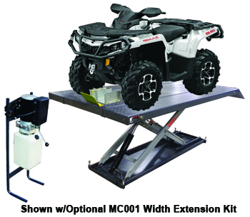 AMGO® Hydraulics MC-1200 Motorcycle & ATV Lift