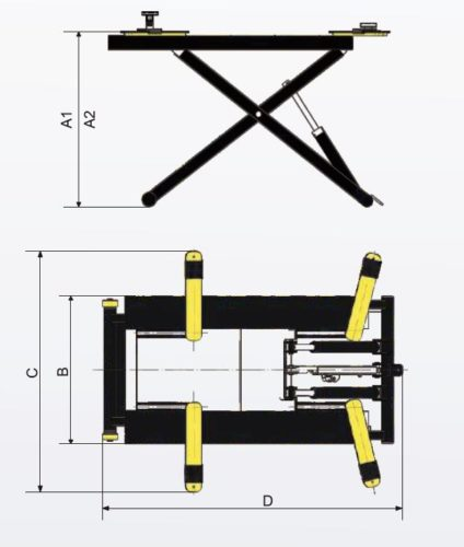 MR06 Specifications Diagram
