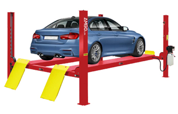 AMGO® Hydraulics PRO-12ASX 4 Post Alignment Lift 12,000 lbs