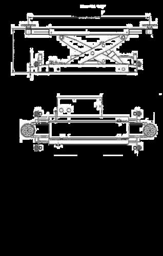 AMGO Hydraulics RJ-8A Specs diagram