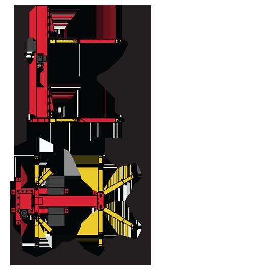 AMGO Hydraulics SL-6 Specs diagram