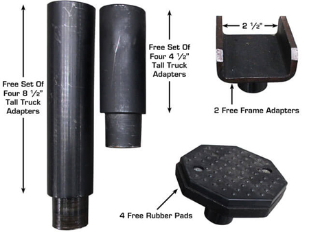 Atlas AP-PVL12-3 Adapters