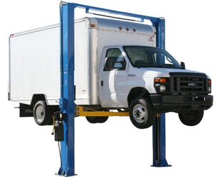 Atlas® Automotive Equipment PV-15P Ex-Wide/Ex-Tall Symmetric 2 Post Lift 15,000 lbs