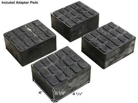 Atlas ATTD-SLP9K Adapter Pads