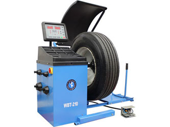 Atlas® Automotive Equipment WBT-210 Computer Truck Tire Wheel Balancer w/Wheel Lift