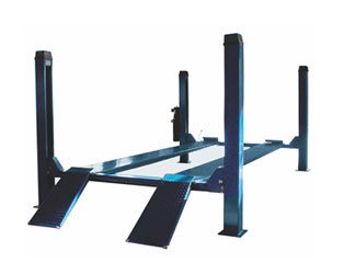 Auto Lift FP12K-K 12,000 lb. Four Post Cable Driven Car Lift - AL4-12K
