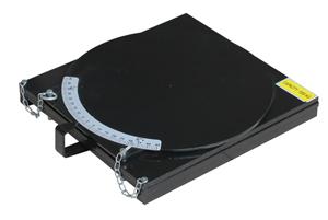 Steel Turn Plate