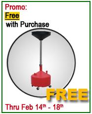free 8g oil drain