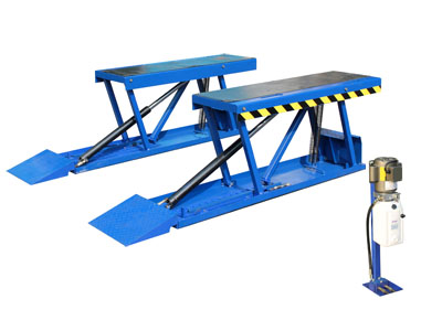 Auto Lift PL6K 6600lb Low Rise Pit Lift