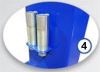 Drop-In Height Adapters