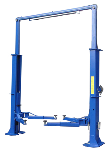 Auto Lift TP15K-CX 15,000 lb. Capacity Heavy Duty  Two Post Car Lift - AL2-15K-CX